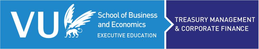 VU Postgraduate Treasury Management & Corporate Finance